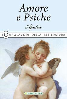 Amore e Psiche - Apuleio - copertina