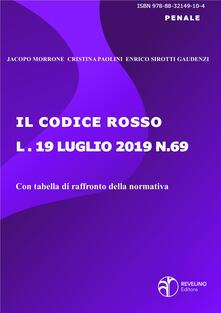 Il codice rosso. Legge 19 luglio 2019 n. 69.pdf