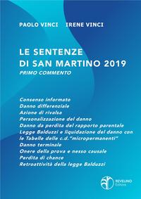 Le Le sentenze di San Martino 2019. Primo commento - Vinci Paolo Vinci Irene - wuz.it