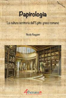 Papirologia. La cultura scrittoria dellEgitto greco-romano.pdf