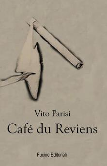 Café du Reviens - Vito Parisi - copertina