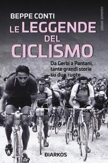 Camfeed.it Le leggende del ciclismo. Da Gerbi a Pantani, tante grandi storie su due ruote Image
