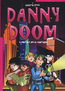 Danny Doom. Il portale della fantasia.pdf