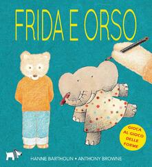 Squillogame.it Frida e orso. Ediz. a colori Image
