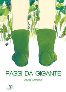 Promoartpalermo.it Passi da gigante. Ediz. a colori Image