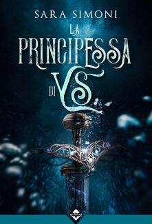 La principessa di Ys - Sara Simoni - copertina
