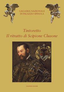 Amatigota.it Tintoretto. Il ritratto di Scipione Clusone Image