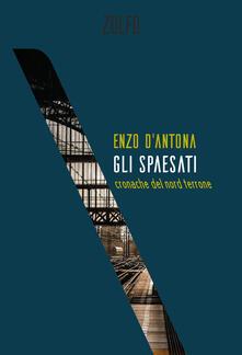 Gli spaesati. Cronache del nord terrone - Enzo D'Antona - copertina