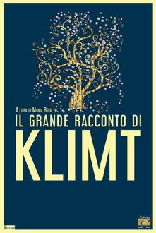 Il grande racconto di Klimt - copertina