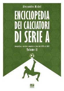 Amatigota.it Enciclopedia dei calciatori di serie A. Vol. 2 Image