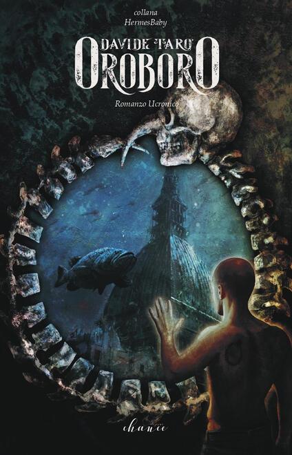 OroborO - Davide Tarò - copertina