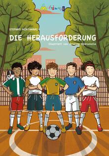Promoartpalermo.it La sfida. Ediz. tedesca. Con Contenuto digitale per accesso on line Image