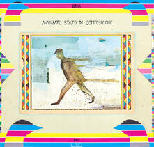 Derica. Avanzato stato di composizione. Catalogo della mostra (Trento, 17 ottobre 2019-29 febbraio 2020). Ediz. illustrata - copertina