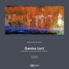 Genius loci. Pareidolia, munacielle e belle 'mbriane - Alessandro Sodano - copertina