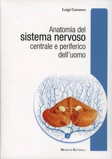Amatigota.it Anatomia del sistema nervoso centrale e periferico dell'uomo Image