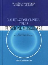 Valutazione clinica della funzione muscolare