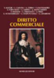 Foto Cover di Diritto commerciale, Libro di  edito da Monduzzi