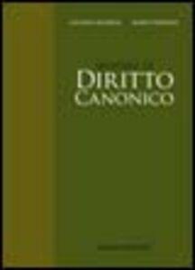 Libro Manuale di diritto canonico Luciano Musselli , Mario Tedeschi