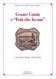 Libro Cesare Cantù e «l'età che fu sua»