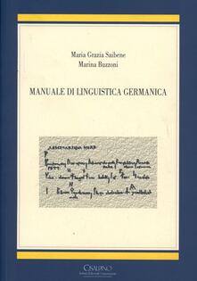 Chievoveronavalpo.it Manuale di linguistica germanica Image