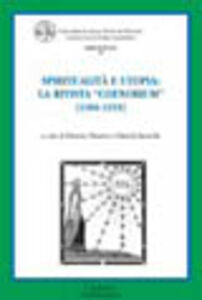Libro Spiritualità e utopia: la rivista «Coenobium» (1906-1919)