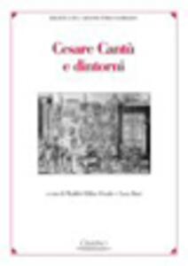 Cesare Cantù e dintorni
