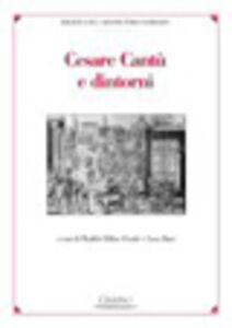 Libro Cesare Cantù e dintorni
