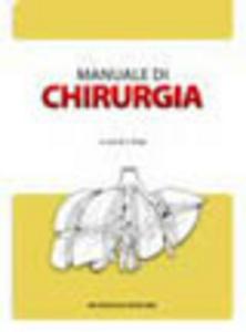 Libro Manuale di chirurgia. Con CD-ROM