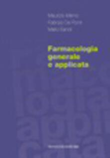 Listadelpopolo.it Farmacologia generale e applicata Image