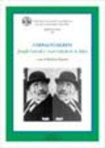 Foto Cover di Compagni segreti. Joseph Conrad e i suoi traduttori in Italia, Libro di  edito da Cisalpino