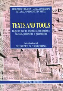 Libro Texts and tools