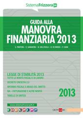Guida alla manovra finanziaria 2013