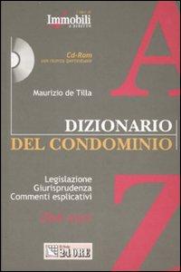 Dizionario del condominio. ...