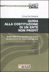 Guida alla costituzione di un ente non profit. Scelta della forma giuridica più idonea ed esecuzione dei relativi adempimenti