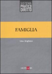 Libro Famiglia Lina Avigliano