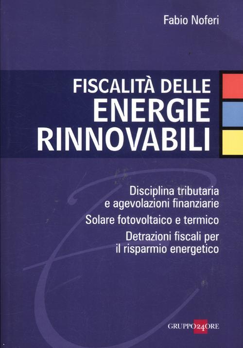 Fiscalità delle energie rin...