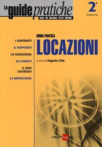Foto Cover di Guida pratica locazioni, Libro di  edito da Il Sole 24 Ore