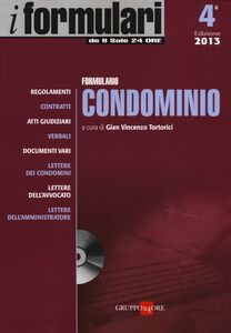 Libro Formulario condominio. Con CD-ROM G. Vincenzo Tortorici
