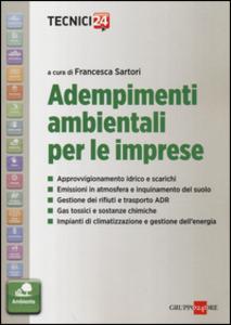 Libro Adempimenti ambientali per le imprese