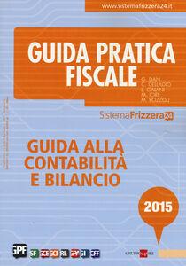 Libro Guida alla contabilità e bilancio 2015