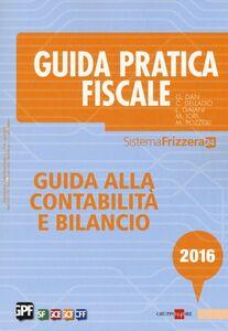 Libro Guida pratica fiscale. Guida alla contabilità e bilancio