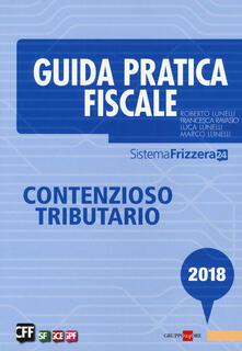 Promoartpalermo.it Guida pratica fiscale. Contenzioso tributario Image