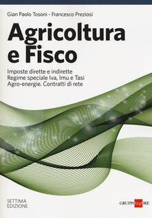 Listadelpopolo.it Agricoltura e fisco Image