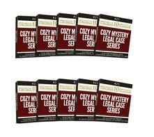 Perfect 10 Cozy Mystery - Legal Case Series Plots #21 Complete Collection