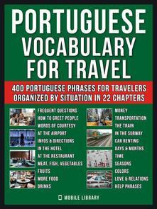 Portuguese Vocabulary for Travel