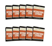 Perfect 10 International Espionage Plots #22 Complete Collection