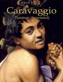 Caravaggio: Paintings (Annotated)