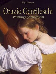 Orazio Gentileschi: Paintings (Annotated)