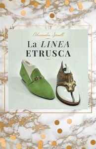La linea etrusca - Alessandro Spinelli - ebook