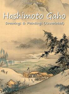 Hashimoto Gaho: Drawings & Paintings (Annotated)